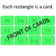 Operations with Fractions Digi Flashcards - No Prep!
