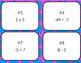 Operations with Integers Bingo
