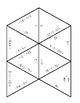 Operations with Integers Hexagonal Puzzle