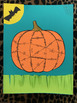 Operations with Integers/Absolute Value Fall Pumpkin Puzzle (Halloween)