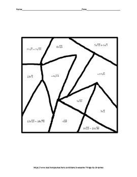 Operations with Radicals Zen Math