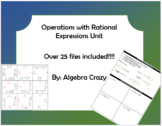 Operations with Rational Expressions Unit