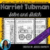 Operations with Rational Numbers Solve and Sketch Activity: Harriet Tubman