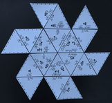 Operations with Square Roots/ Radicals (Puzzle)