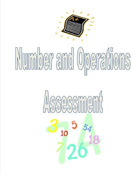 Operations with whole numbers, decimals, and negative numb