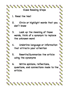 Opinion Based Reading and Writing Lessons