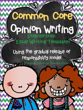 Opinion Essay Writing: Step-by-step Template!
