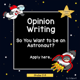 Opinion Writing: Letter to NASA