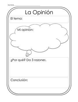 Opinion-La opinión