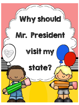 Opinion Letter Writing: Why should Mr. President visit my state?