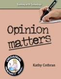 Opinion Matters: Writing Opinions and Reviews at the Eleme