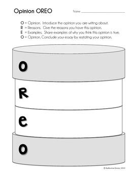 Opinion Oreo