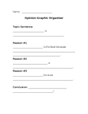 Opinion Organizer TEMPLATE