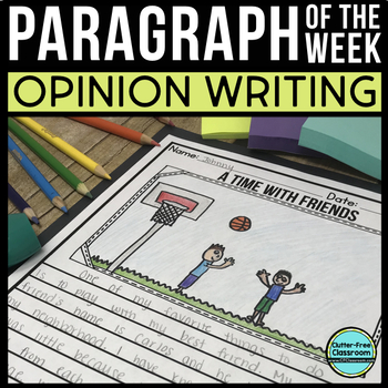how to write a persuasive paragraph