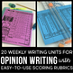 Paragraph Writing | How to Write a PARAGRAPH OF THE WEEK | Opinion Writing