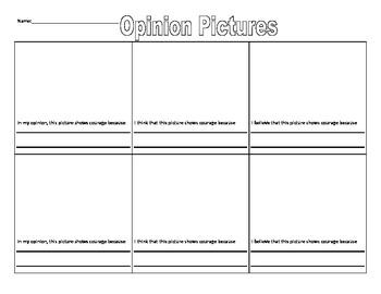 Opinion Pictures