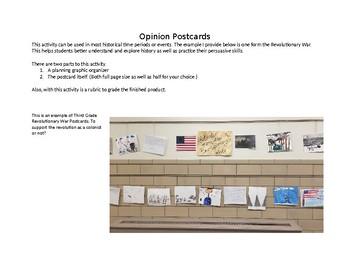Opinion Postcards