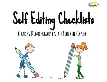 Opinion Self Editing Checklists