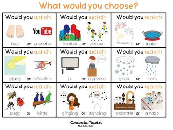 """Opinion Sharing Game """"What would you Choose?"""""""