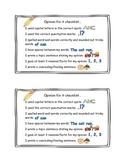 Opinion Student Checklist