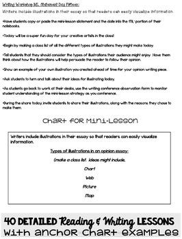 Opinion Unit of Study: Grade 6 BUNDLE