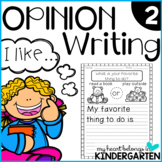 Opinion Writing 2