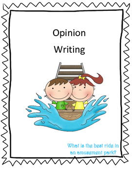 Writing: Opinion Projects