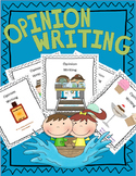 Opinion Writing First Grade