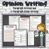Opinion Writing Strategies