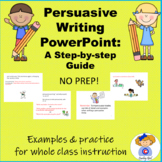 Persuasive Writing: A Quick and Easy Guide
