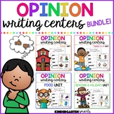 Opinion Writing: A writing center