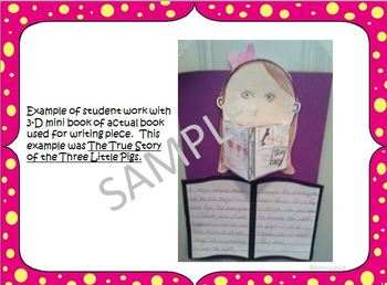 Opinion Writing About Books