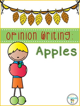 Opinion Writing: Apples