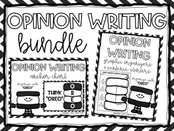 Opinion Writing Bundle