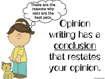 Opinion Writing C.C.L.S Aligned