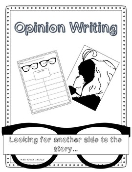 Opinion Writing Comparison