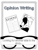 Opinion Writing Comparison