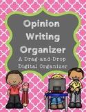 Opinion Writing Digital Organizer {Google Slides}