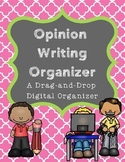 Opinion Writing Digital Organizer {Google Slides}
