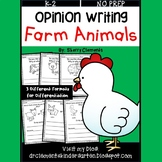 Opinion Writing | Farm Animals