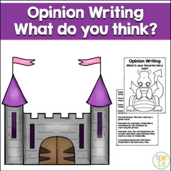 Opinion Writing Prompt Favorite Fairy Tale