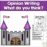 Opinion Writing Favorite Fairy Tale