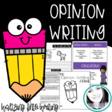Opinion Writing (First Grade)