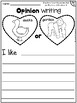 Opinion Writing For Beginning Writers SET 2