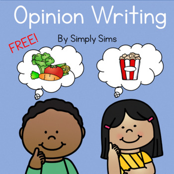 Opinion Writing Freebie!