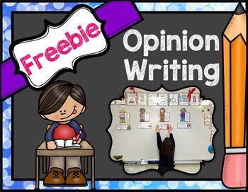 Opinion Writing (Free)