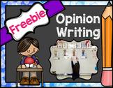 Free Opinion Writing
