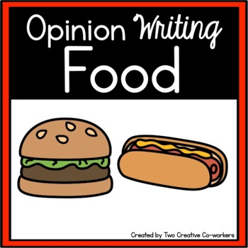 Opinion Writing: Fruits and Vegetables