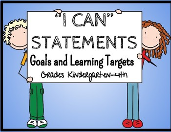 Opinion Writing Goals and Learning Targets