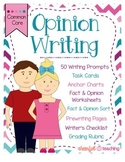 Opinion Writing (Grades 2 & 3)